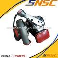 Weichai motor diesel wd615 wd618 wp10 de piezas de repuesto, weichai piezas-612600118895, turbocompresor