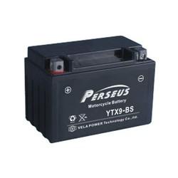 Maintenance free Storage Battery 12V 9AH Motorcycle battery