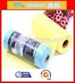 Não tecido de pano de limpeza( fabricante)