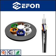 12 24 36 core G652 Outdoor Single Mode gyfty Non-metallic Non-armored Fiber Optic Cable