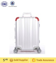 Newest Fashion Wholesale aluminum Suitcase and aluminum Luggage