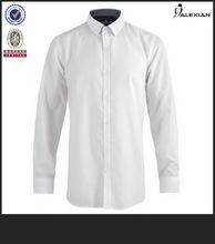 boys plain white shirts