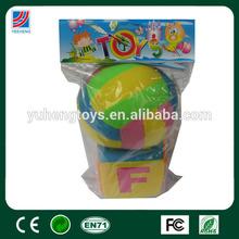 colored dice,soft plush dice toy,stuffed customized dice