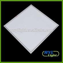 led decoration light 600x600 40W indoor hanging light LED flat panel lighting