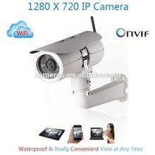Home Security Of Waterproof Indoor Outdoor 50Meters IR Night Vision HD Cloud Storage 1080p ip camera