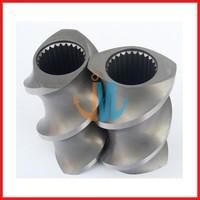 Segment screw barrel/Screw element/Segment screw and barrel