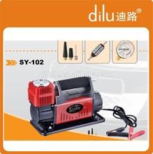 DC12V mini car portable air compressor