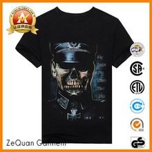 Alibaba buy retail China supplier clothes/apparel custom 3d t-shirt