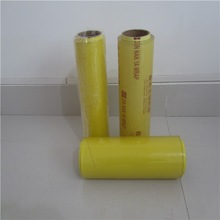 pvc material thin biodegradable plastic film roll pvc wrap stretch film
