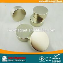 High quality cheap strong disc neodymium magnet