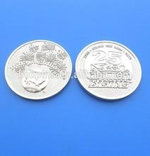 baseball silver commemorative collector souvenir coins