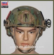 NIJ IIIA Kevlar material IDEAL FAST Original military helmet MC