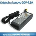 Fabricante chino 90w 20v 4.5a cargador adaptador de ca para lenovo cargador de energía