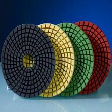 4 inch Wet Diamond polishing pads