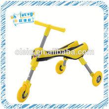 China alibaba child age kids 3 PVC wheel kick scooter toys smart baby walker buggy