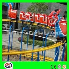 Children electric model roller coaster for sale