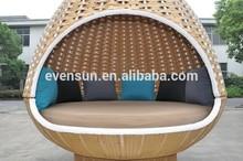 High quality outdoor rattan hammock