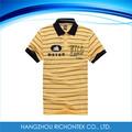 Venta al por mayor calidad- seguro de durable competitivo precio de la camisa de polo patrón de costura