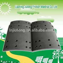 high quality Fruehauf parts 4515B/4515E frasle non asbestos brake lining 4515