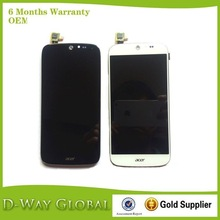 Origina New LCD For Acer Liquid Jade S55 Full LCD Screen Touch Digitizer With Frame