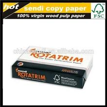 8.5x11'' 80 GSM Office Paper Copy Paper