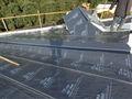bitume membrane de toiture étanche