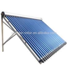 24 Tubes Evacuated Tube Solar Collector With Aluminium Manifold