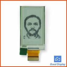 2.1 inch dot matrix 172x72 cheap e-paper reader