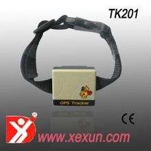 Realtime Mini GPS tk201-2 Person GPS Tracker Special Pet Vehicle For Children Elder GSM GPRS Web Platform Tracking