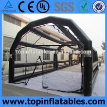 40ft USA airtight PVC inflatable baseball batting cage