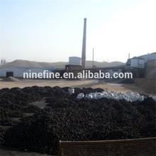 Buena calidad de carbono