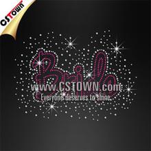 Starbursting Bride Bulk Wholesale Flat Back Machine Cut Hotfix Rhinestones