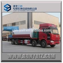 20000L 8x4 chemical spraying truck for big farm , big trees , big garden