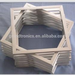 600x600 36 w welding process connection aluminum led panel light frames