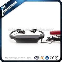 """PC Games / Movies QVGA 2D 50"""" Virtual Glass LCD Display Video Glass"""