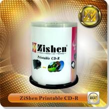 Inkjet Printable Blank Disc Bluray Disc 25Gb Printable Cd-R Inkjet Printable Media