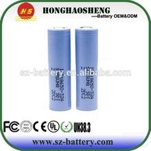 Authentic Samsung 3.7v 3000mAh 18650 INR18650-30a li-ion lithium battery