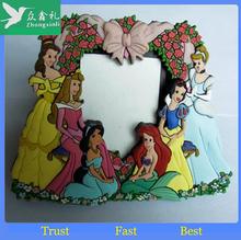 2015 Christmas gift frame wall decor promotional cheap cardboard photo frame