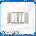 guangzhou fábrica de proporcionar de vinilo plegables de vidrio de ventanas y puertas