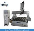 4 eixo fresadora cnc para a gravura 3d cilindro/4 eixo da máquina cnc para fabricação de moldes com eixo rotativo