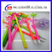 Promotional Silicone Ball Pen/silicone pen holder