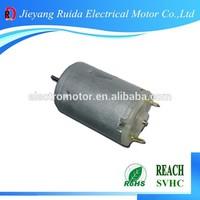 Carbon Brush Permanent Magnet 12V DC Motor