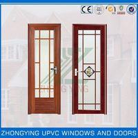 Hit insulation type pvc casement windows blinds