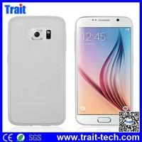 Trait Alibaba hot sale cheap factory no moq Wholesale Ultrathin TPU Case for Samsung G9200 Galaxy S6