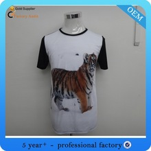 hot sale 3d dry fit t-shirt
