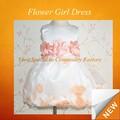 Flor de fantasía de disfraces vestido de/niña de las flores neto vestidos/niña vestido de flores patrones sfubd- 507