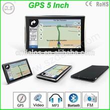 5 inch GPS Navigation,Windows CE 6.0,AV-in,800MHZ,128MB SDRAM,Built-in 4GB Flash Memory, Bluetooth, ISDB-T,FM,DVD,VCD,MP3,MP4