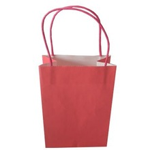 colorful fancy holiday gift carrier bag