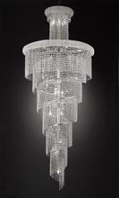 Modern fancy crystal decorative led lights