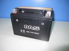12v12ah MF motor battery YTZ14S